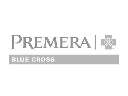 Premeria Blue Cross logo